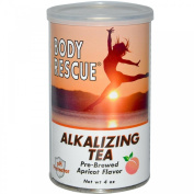 Body Rescue Peelu, Rescue, Alkalizing Tea, 120ml