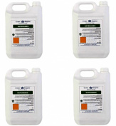 4 x 5 Litres of Safehands Professional Antibacterial Hand Soap
