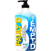 Pauly D Tempted 24 Hour Hydration Moisturising formula Tattoo and Colour Fade Protection 550ml
