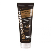 TannyMaxx Super Black Very Dark Bronzing Tanning Lotion for Face and Body 15ml