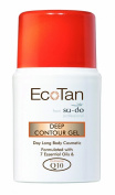 EcoTan Tan Enhancer Deep Contour Gel Day Long Body Cosmetic 50 ml