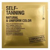 Comodynes Self-Tanning Natural + Uniform Colour Towelette Pack of 8