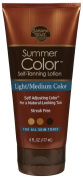 Banana Boat Summer Colour Self-Tanning Lotion Light Medium Colour