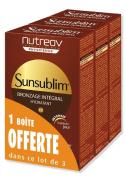 Nutreov Sunsublim Integral Moisturising Tanning 3 x 30 Capsules