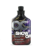 OC Tan In Colour Show Off Super Extreme Bronzer with Acai Oil 360ml