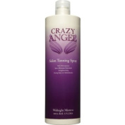 Crazy Angel Salon Tanning Spray Midnight Mistress Extra Dark 13% DHA 1000ml