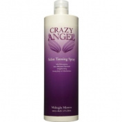 Crazy Angel Salon Tanning Spray Midnight Mistress Extra Dark 13% DHA 1000ml