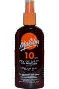 Malibu Dry Oil Spray SPF10, 200ml
