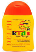 Delph Sun Lotion SPF30 100ml