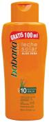 Babaria Aloe Vera Sun Milk Factor 10 300ml