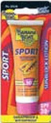 Sport Banana Boat Sunscreen