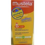 Mustela Sun Lotion SPF 50+ Baby - Child 100ml
