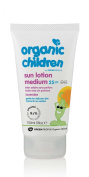 Green People Organic Children's Sun Lotion SPF 25 'Lavender'