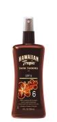 Hawaiian Tropic Dark Tanning Oil SPF#6 Pump