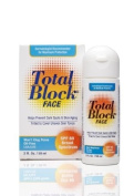 Fallene Total Block UVA/UVB Complete Full Spectrum Sun Protection, SPF 60 Tinted, 2 fl oz