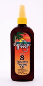 Caribbean Breeze SPF 8 Protective Tanning Oil 250ml