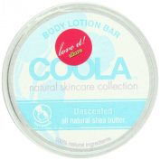 Coola Body Lotion Bar Unscented 80ml