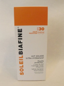 SoleilBiafine Sunscreen Milk Ultra Moisturising FPS 30+ 150ml