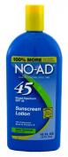 No-Ad SPF# 45 Sunblock Lotion 475 ml
