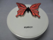 Butterfly & Flowers Coloured Contact Lens Kits -