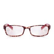Read Optics Womens Pink Raspberry Tortoiseshell Full Frame Rectangle Reading Glass +1.5