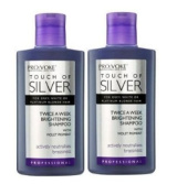 Touch Of Silver Silver Reflex Shampoo 2 X 150Ml Each