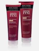 John Frieda Radiant Red Shampoo & Conditioner 250Ml Each