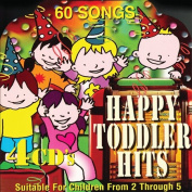 60 Happy Toddler Hits