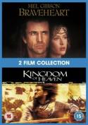 Braveheart/Kingdom of Heaven [Region 2]