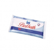 Oasis Bed Bath Wipes Lightly Scented (22x33cm/8x12in) Pack of 10