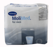 Molimed for Men Active - 140ml - Pack of 14