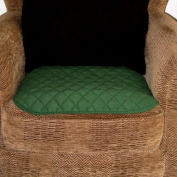 Comfortnights® Green Absorbent Chair Pad(wheelchair pad) 50cms x 40cms