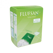 Flufsan Disposable Bedsheet (60x90) x15