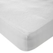 Dr Twiner PU Backed Terry Towelling Waterproof Mattress Protection King Size