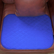 Comfortnights® Absorbent Chair Pad Blue, 65 x 45cms