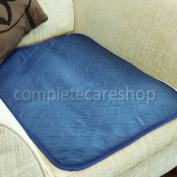 Economy Washable Seat Pad - BLUE