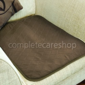 Economy Washable Seat Pad - BROWN