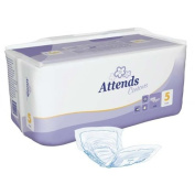 Attends Contours 5 Incontinence Pad