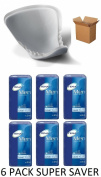 VAT EXEMPT Tena Men Level 1 Super Saver 6 Packs Of 24