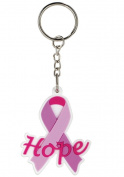 Character Key Rings Nurse Hope Pink Ribbon Breast Aware