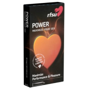 RFSU Power - 10-pack condoms