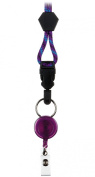 Retractable Lanyard By Prestige Medical Lovely Product In Violet