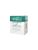Saugella Natural Antiseptic 10 Intimate Single Wipes