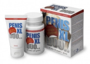 Penis XL Erection Supplement & Cream Duo Pack: