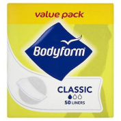 Bodyform Classic Panty Liners 50
