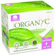 Organyc Pantyliners folded 100% organic cotton - PRAR00995