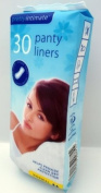 Pretty Intimate 30 Panty Liners - Normal