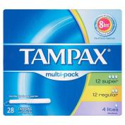 Tampax Tampons Multipack x 28