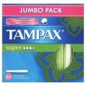 Tampax Super 2 x 48 Pack