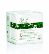 Nature Womencare Bio Sanitary Towels Extra Normal Plus - 4 x Packs of 13